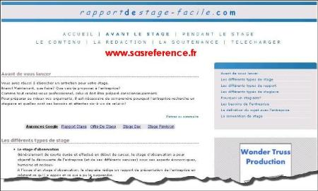 Couverture Rapport De Stage Word | Joy Studio Design Gallery - Best ...